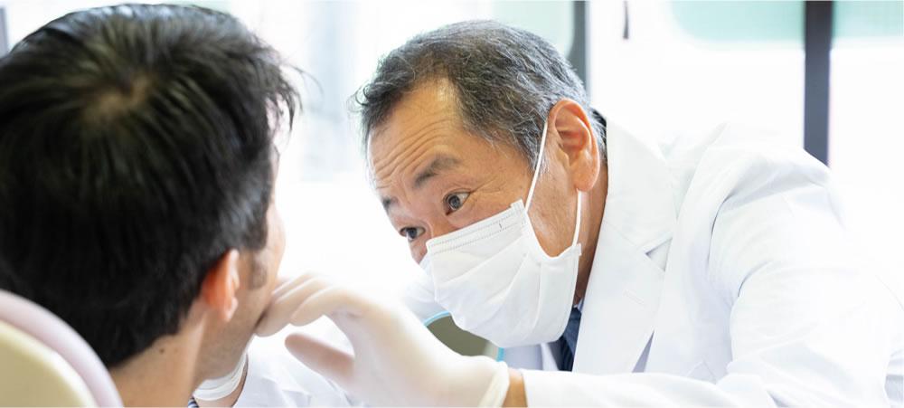 上北沢歯科のレーザー