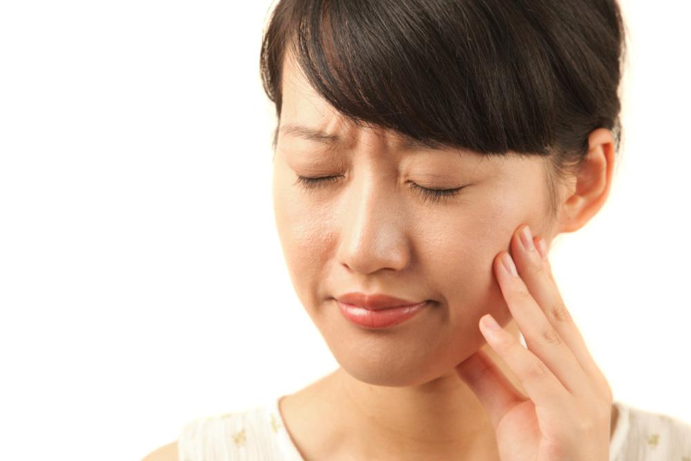 歯茎への刺激や知覚過敏